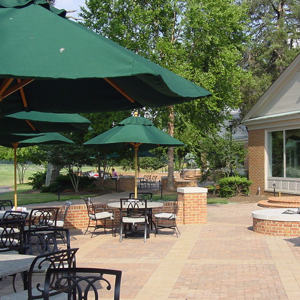 Salisbury Country Club - Patio Expansion
