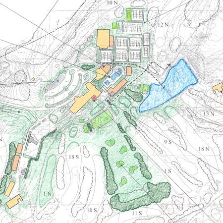 Wilmington Country Club - Master Plan
