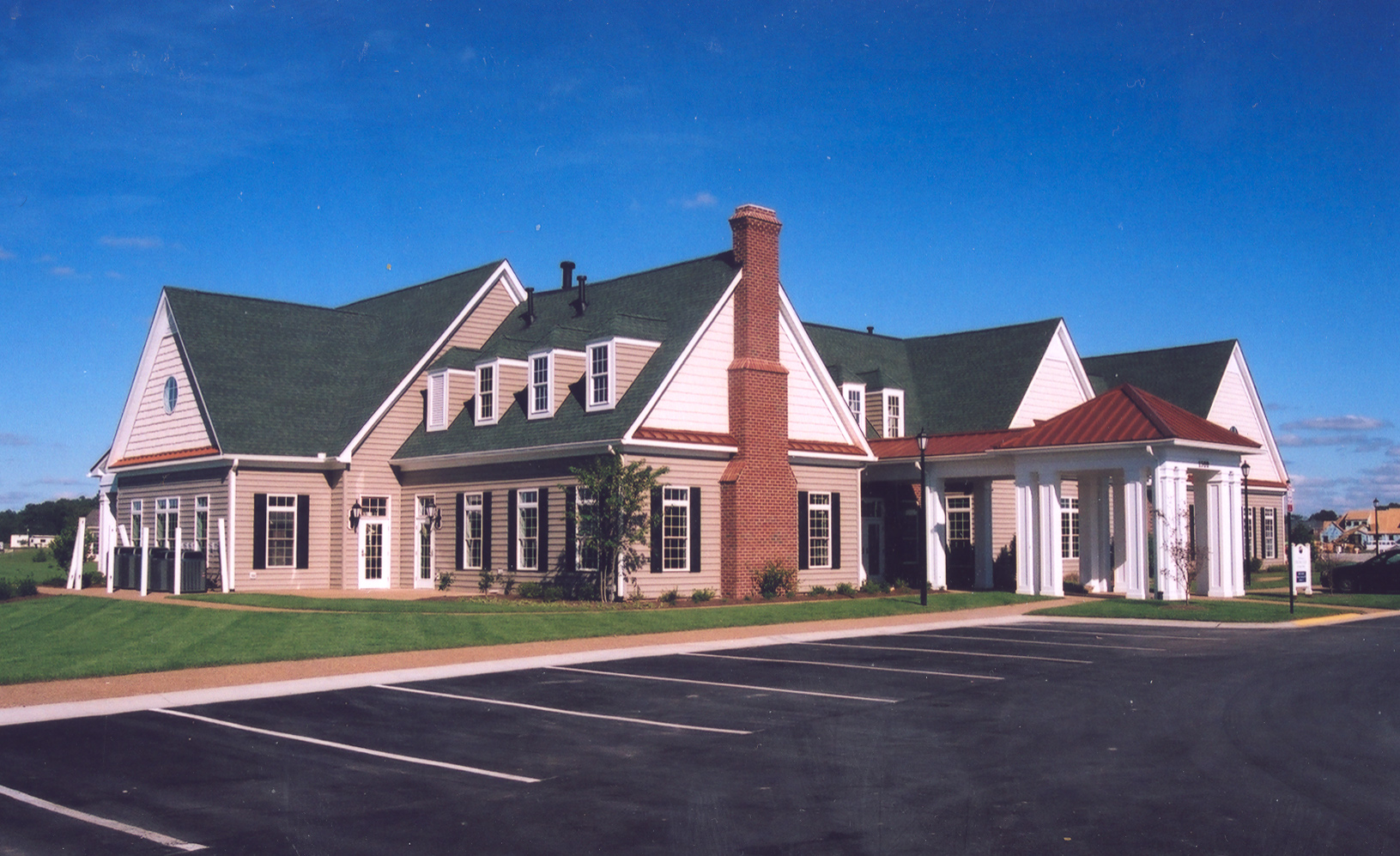 Eagle Point Clubhouse