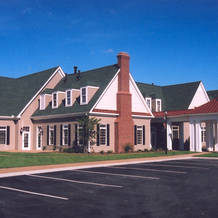 Eagle Point - Bay Club Clubhouse