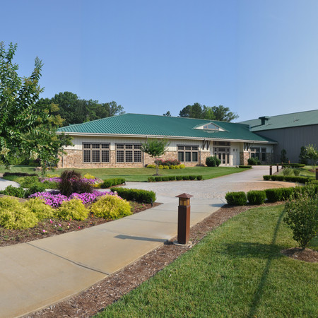 Hermitage Country Club - Tennis/Fitness Facility