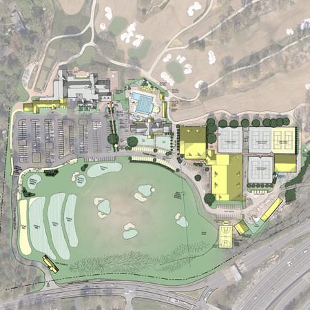 Willow Oaks Country Club - Master Plan