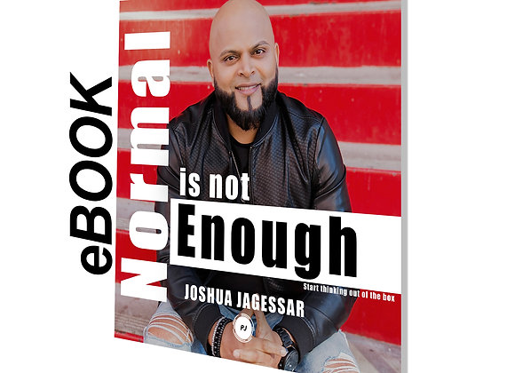NORMAL IS NOT ENOUGH - eBOOK