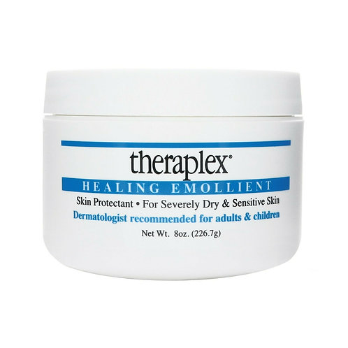 Theraplex Healing Emollient - Skin Protectant for Severely Dry Skin, 8 oz