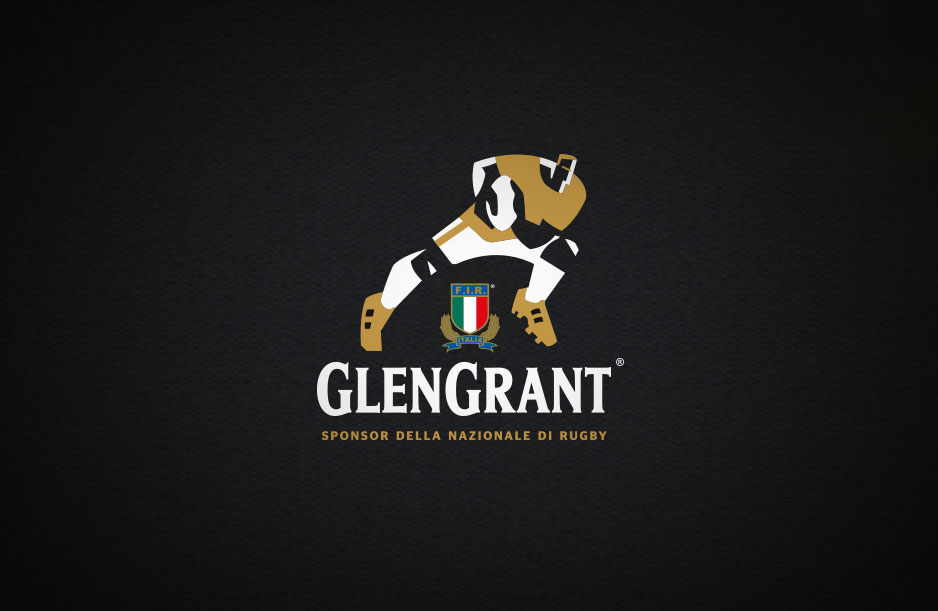 Glen Grant Rugby Logo & Special Pack