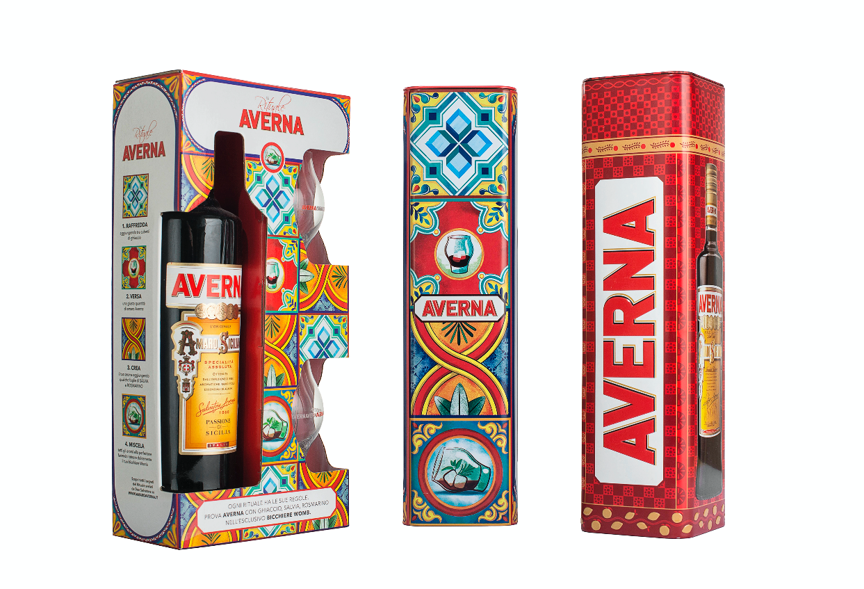 Averna packaging