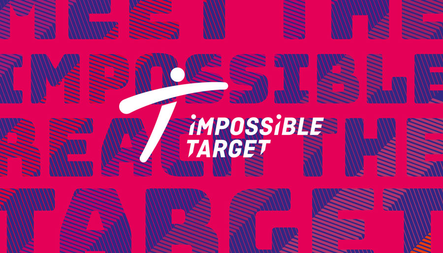 Impossible Target Brand Identity