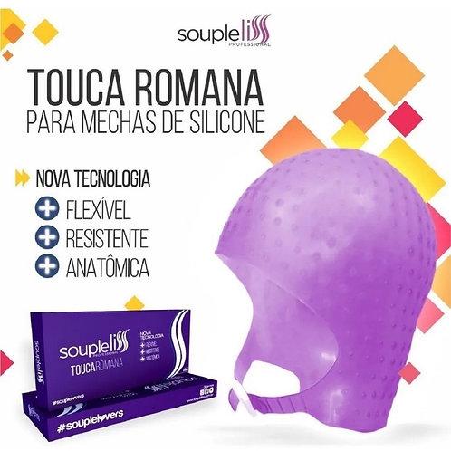 Touca Romana - Souple Liss - SILICONE