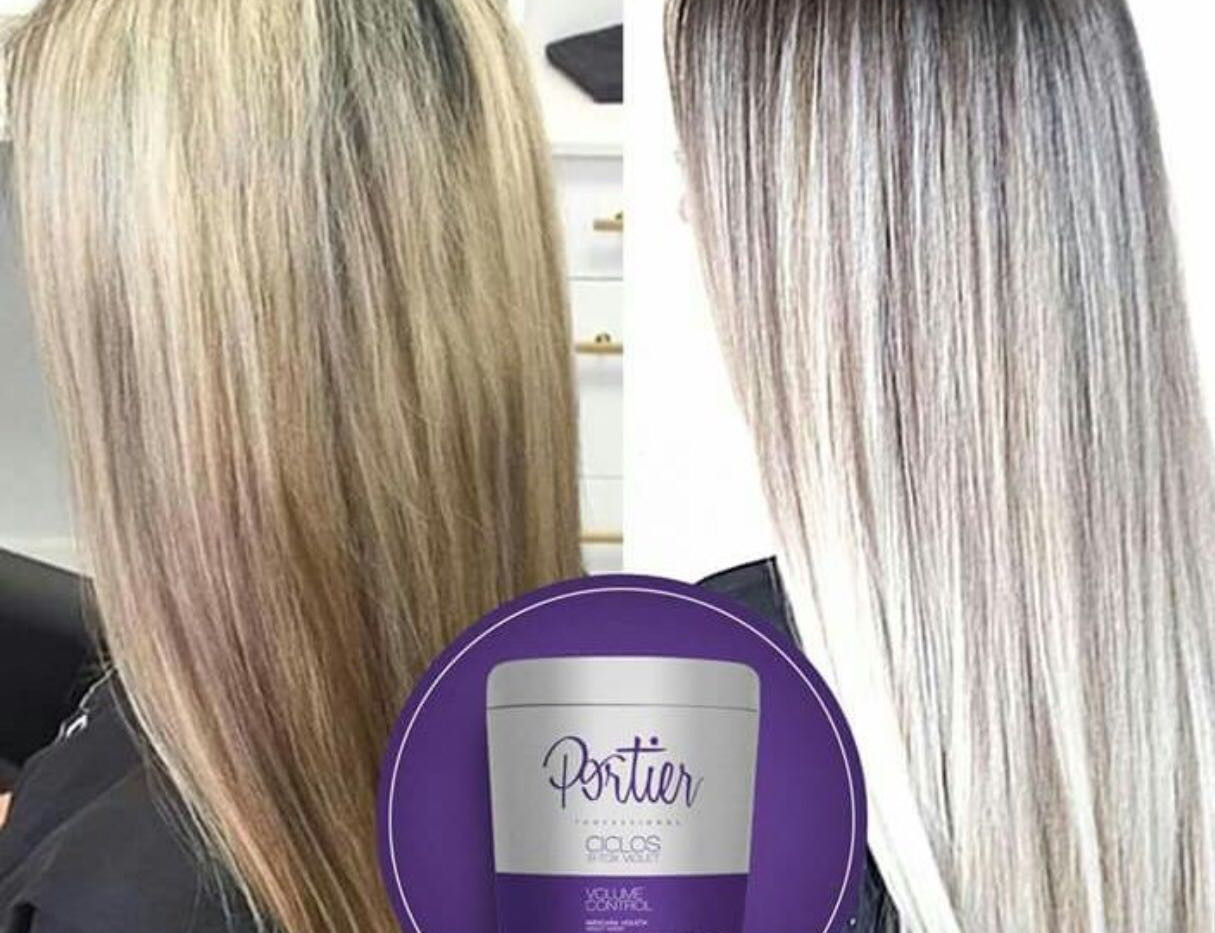 Botox violet