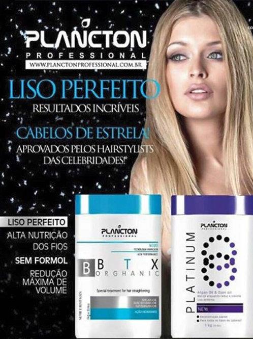 Botox organico+Botox platinum