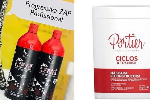 Promoção progressiva + botox