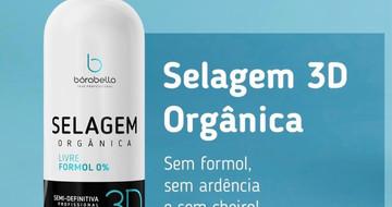 Borabella Selagem 3D Semi Definitiva Orgânica Sem Formol - 1L