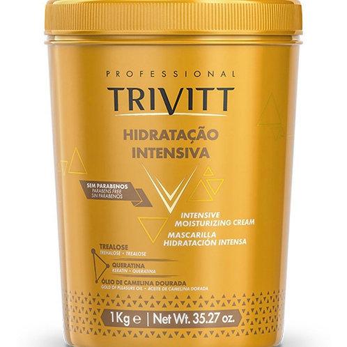 Máscara De Hidratacao Intensiva Trivitt 1kg