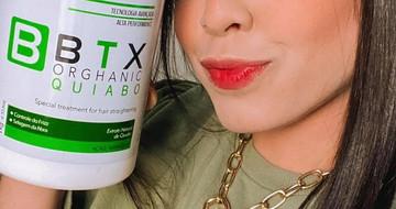 Lançamento Botox Orgânico de Quiabo 1kg