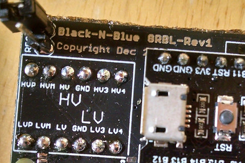 32 bit Nano Black-N-Blue GRBL