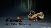 Headlamp for the Hiker - Fenix HL26R