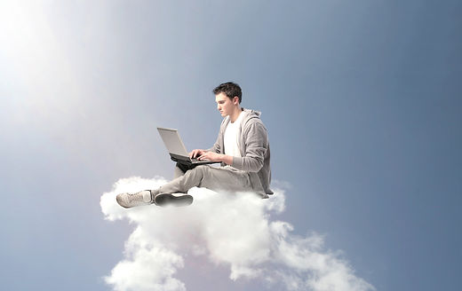 bigstock-Young-man-sitting-on-a-cloud-a-