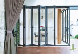 High Performance Folding Door