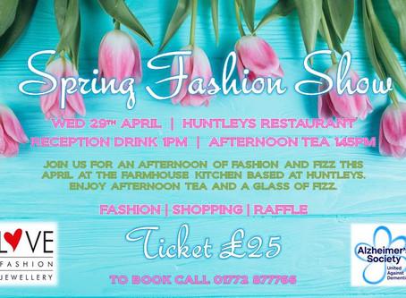 Love Fashion - Spring Fashion Show