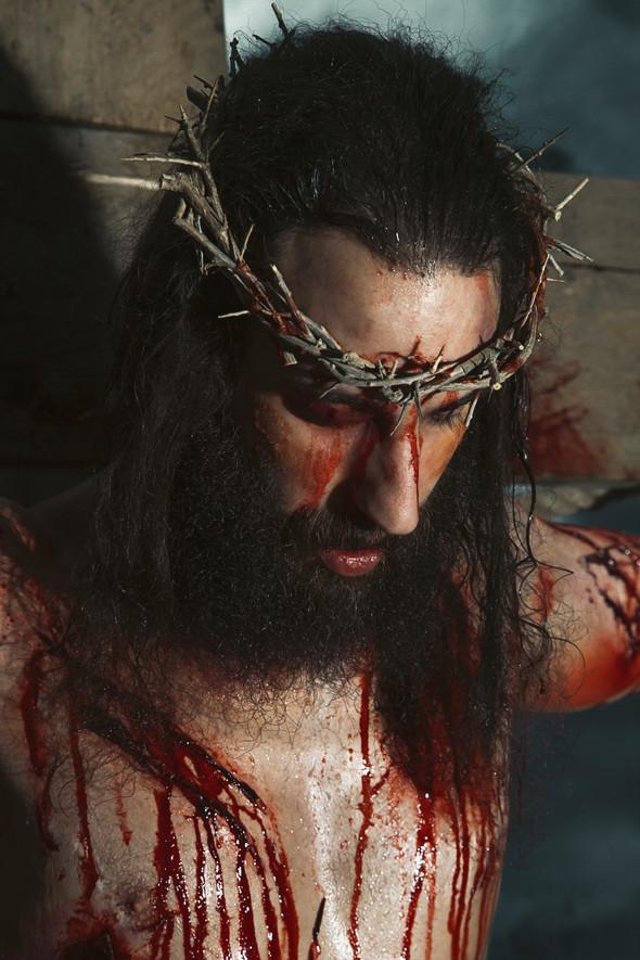 Christ Photoshoot Headshot
