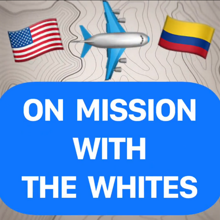 On Mission with the Whites Video