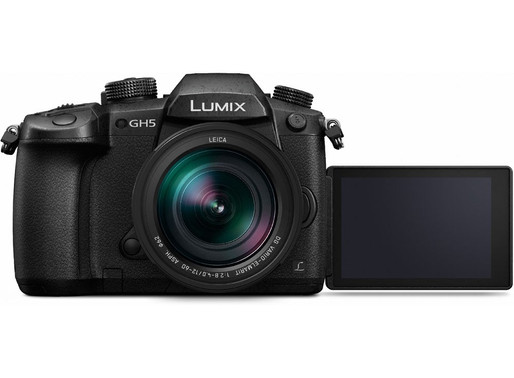 Panasonic gh5 review PART 1