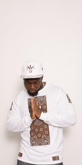 BOVEX BROWN/WHITE & HAT