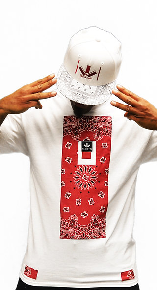 BOVEX RED/WHITE & HAT