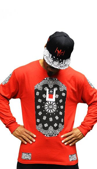 OVEX BLACK/RED & HAT