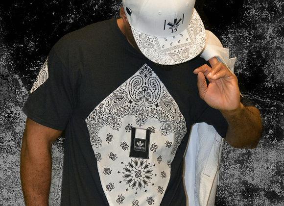 XYMAX WHITE/BLACK & HAT