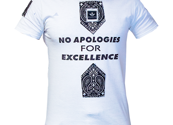 NO APOLOGIES FOR EXCELLENCE