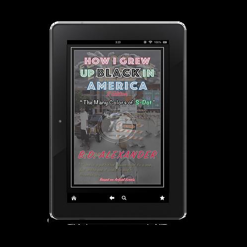 1 - (Ebook) How I Grew Up, Black in America