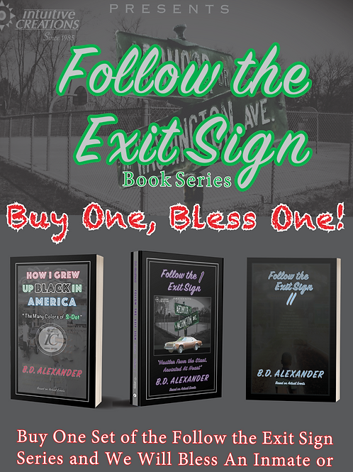 4 - Buy One, Bless One - Promo