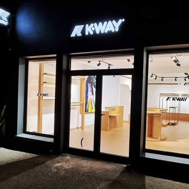 K-Way Hossegor
