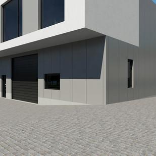 Edifício de Comércio e Serviços