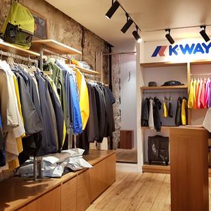 K-Way Charonne