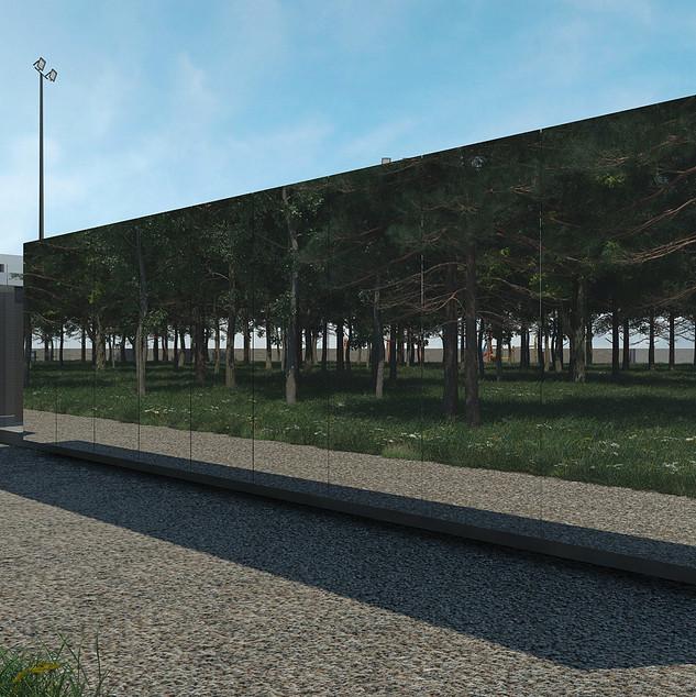 Parque de Lazer de Capela - Remodelação