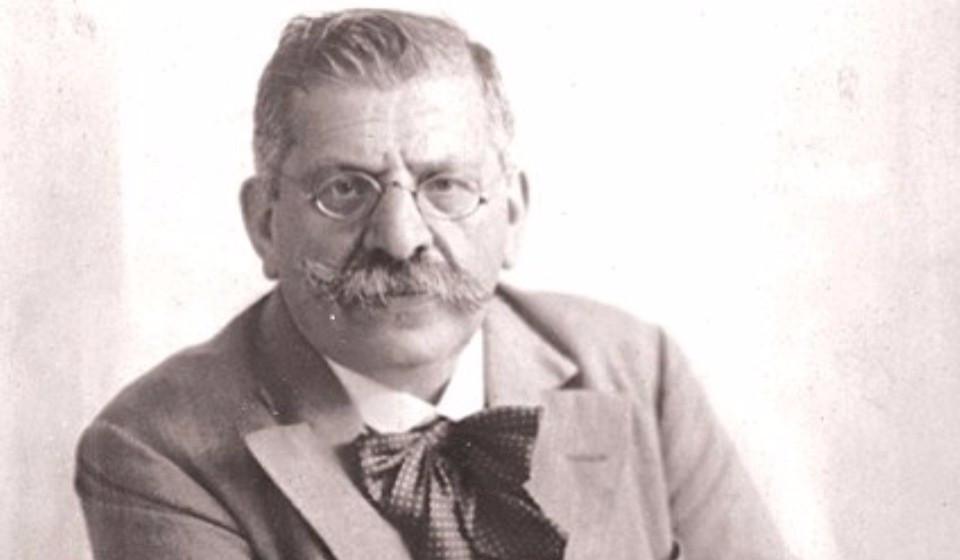 תמונה של הרופא היהודי גרמני מגנוס הירשפלד