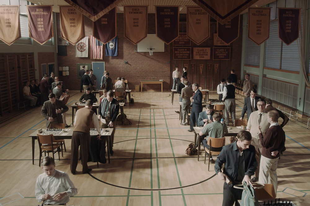 ילדים בבית ספר של שנות השלושים