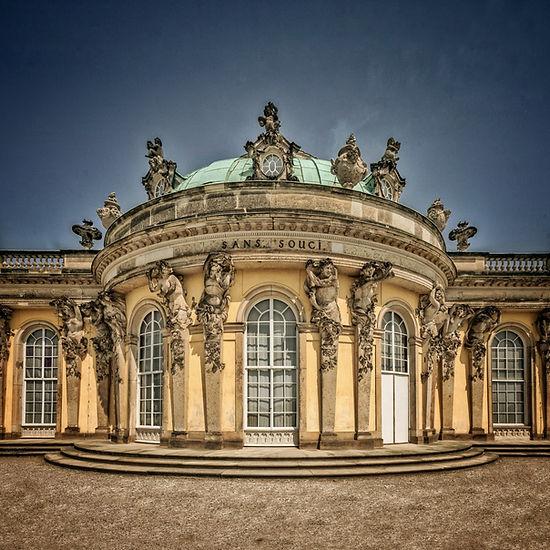 ארמון סנסוסי