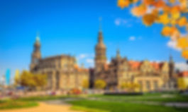 Dresden Cathedral of the Holy Trinity or