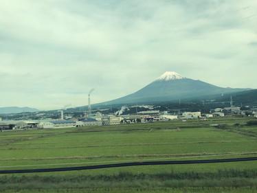 富士山チャレンジ成功→浜松へ🗻