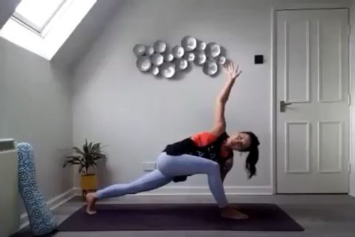 Wake up: Legs, Hamstrings, prep for handstands