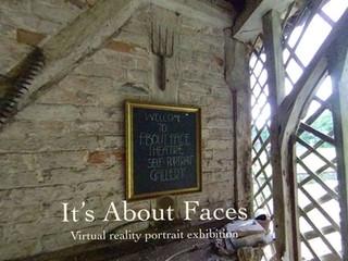 It's About Faces Exhibition