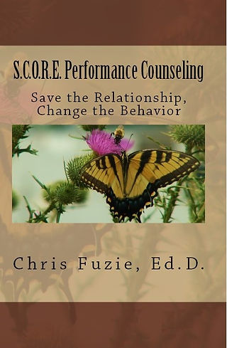 SCORE Performance Counseling Book Cover