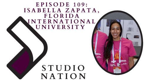 Episode 109: Isabella Zapata