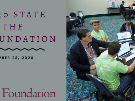 Catching up with PCI Foundation