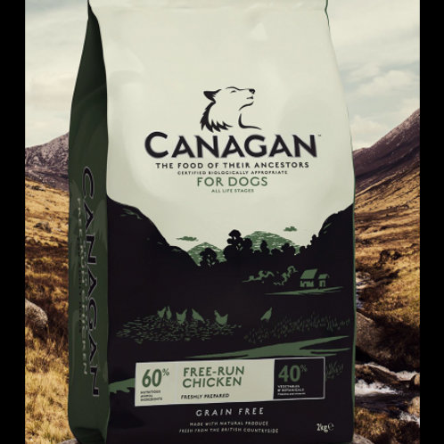 CANAGAN FREE RUN CHICKEN 500GR