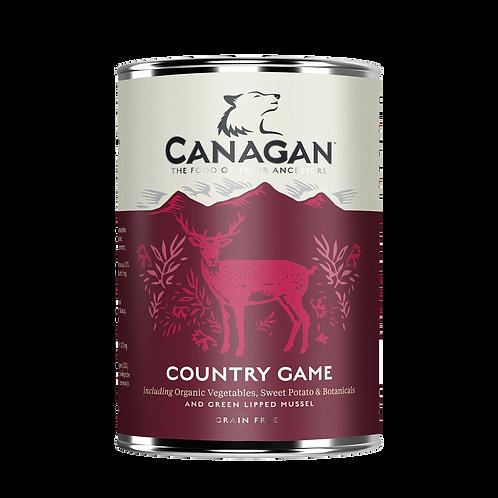 CANAGAN DOG CAN CHICKEN 400GR