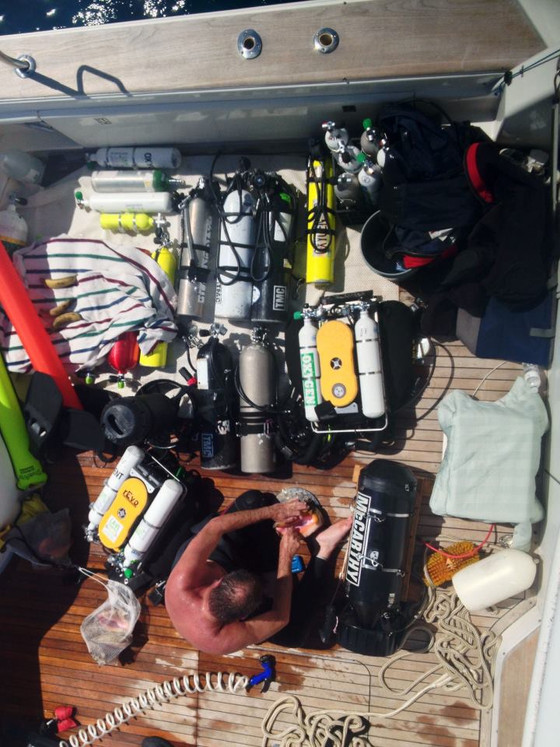 The 5 Arguments About Rebreathers I Hear From Non-rebreather Divers: Part 1